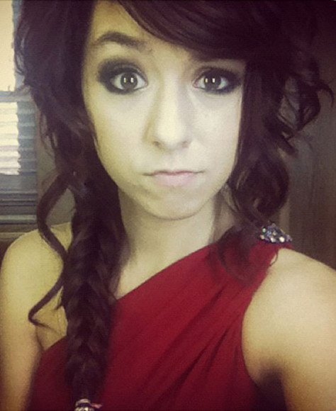 red dress christina grimmie instagram girls blouse