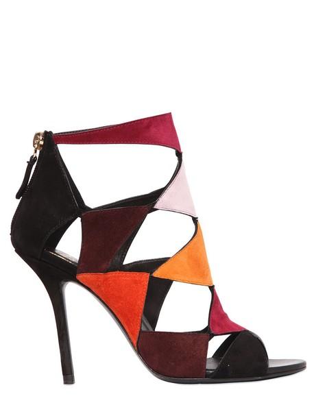 Roger Vivier sandals suede shoes