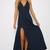 Carolina Dress - Navy