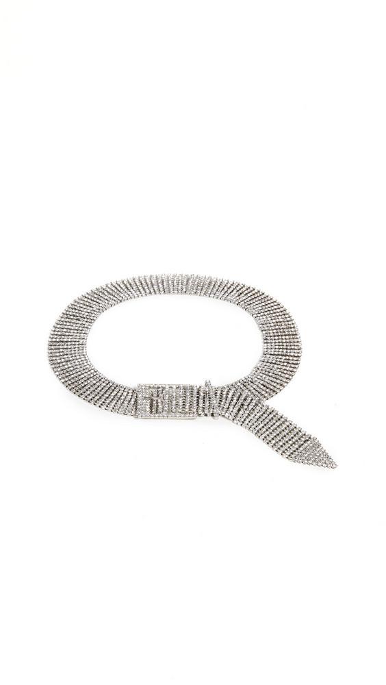 B-Low The Belt Farah Belt in silver