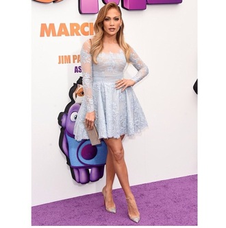 dress jlo's dress jennifer lopez cinderella