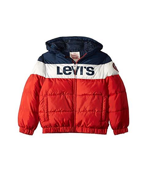 Levi's® Kids Rocket Puffer Jacket (Big Kids)