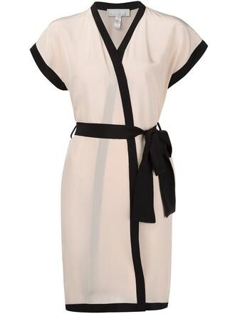 kimono short nude top