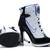 Air Jordan 13 Nike High Heels New Colorways White & Black - Blue for Ladies
