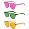 Colorful punch sunglasses