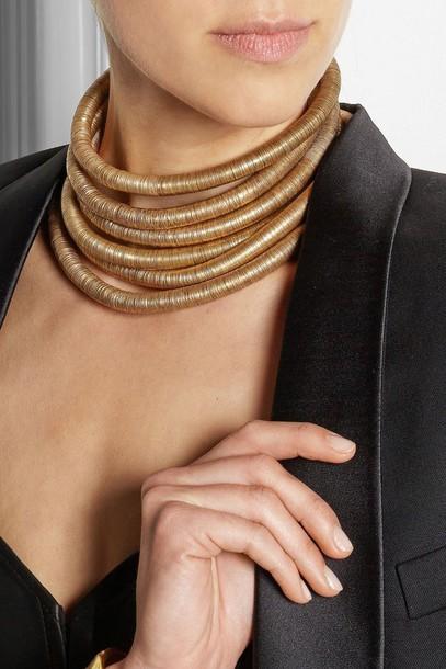 jewels necklace choker