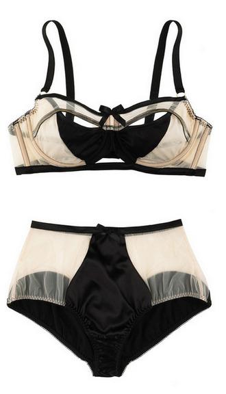 underwear panties bra beige sheer lingerie sexy classy wishlist