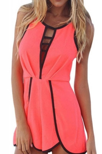 romper party wots-hot-right-now dress sleeveless