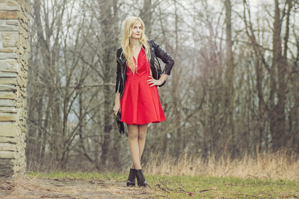 charmeuse blogger dress jacket