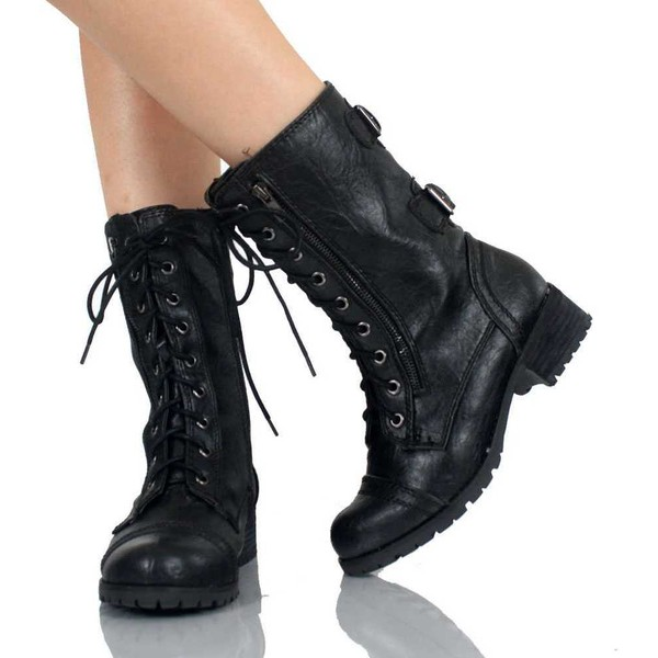 Similiar Black Combat Boots For Girls Keywords
