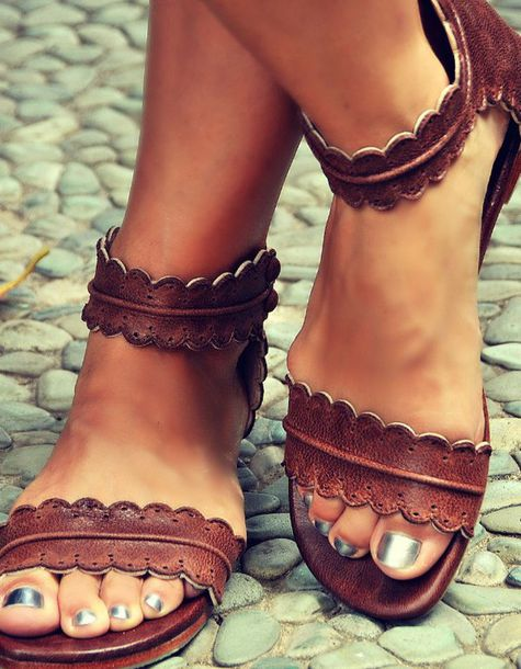 f1e6c608a81b4b shoes leather midsummer sandals leather leather sandals strappy sandals  hipster summer shoes sandals summer brown brown