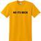 No its beack tshirt