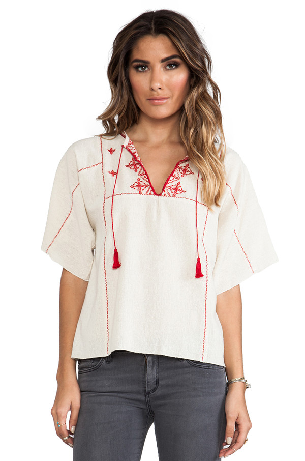 blouse ulla johnson