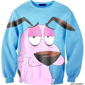 sweater,pink,dog sweater,dog,blue,sweatshirt,winter sweater,sexy sweater