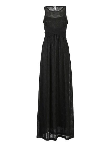 M Missoni dress maxi dress maxi black