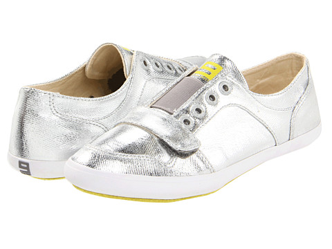 Nine West Sneakers DL V 300  Silver - Zappos.com Free Shipping BOTH Ways