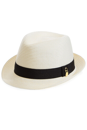 fedora white hat