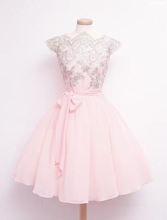 dress pink pink dress lovely sweet cute kawaii siver silver pin up pinup dress bou pink bou rose