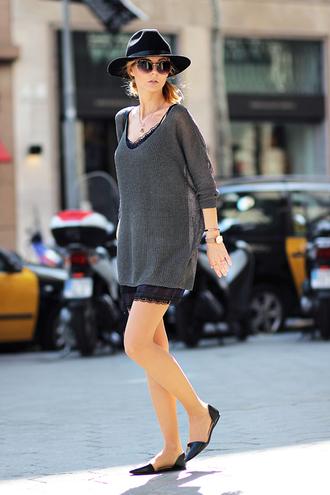 dress bag sweater jewels sirma markova sunglasses