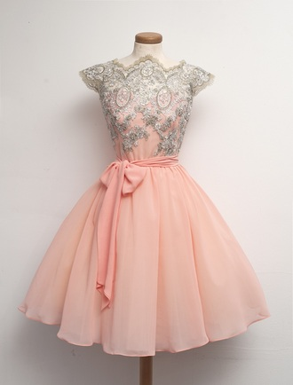 dress pretty dress pretty classy dress classy elegant dress elegant style fashion pink dress beautiful dress beautiful girly girl bow dress bows bow soft pink soft pink dress homecoming dress formal dress formal