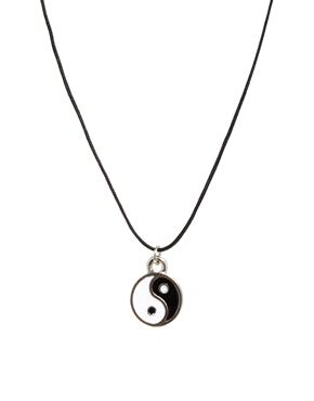 ASOS | ASOS Ying Yang Choker Necklace at ASOS