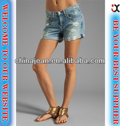 Buy boyfriend ripped denim shorts,ripped denim shorts for women,top jeans shorts for women product on alibaba.com