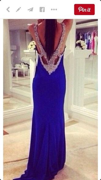 dress blue dress silver dress open back dresses prom dress long prom dress style