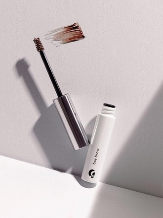 make-up glossier eyebrows mascara face makeup natural makeup look