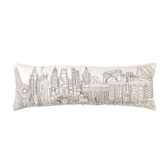 home accessory pillow illustration hipster
