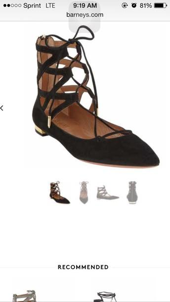 shoes black lace up barnett