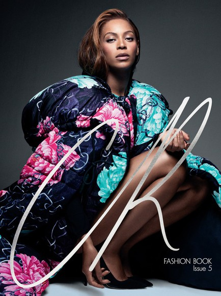 beyoncé queen flawless cr fashion book jacket colorful shoes