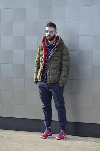 jacket clothes menswear mens jacket mens coat top mens hoodie hoodie polka dots