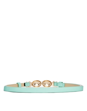 Oasis | Oasis Pineapple Clasp Belt at ASOS
