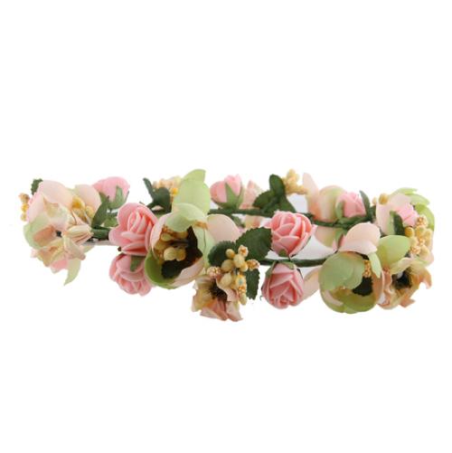 Flowers crown / back order – holypink