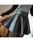Shop leather high waist skirt