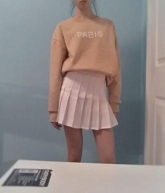 sweater tumbr korean fashion