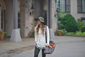 cuppajyo blogger sweater pants bag hat jacket shoes coat jumpsuit