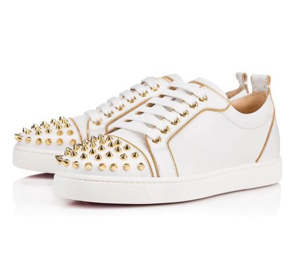 shoes women sneakers louboutin christian louboutinn christian louboutin  sneakers luxury sneakers white white sneakers white shoes 9ac51e6386