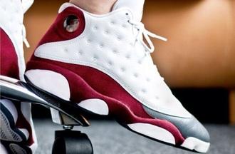 shoes jordan shoes jeans pants help burgundy jordan's shoes jordans sneakers white