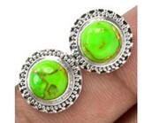 jewels,sterling silver,handmade jewelry,gemstone,sterling silver studs,charm studs