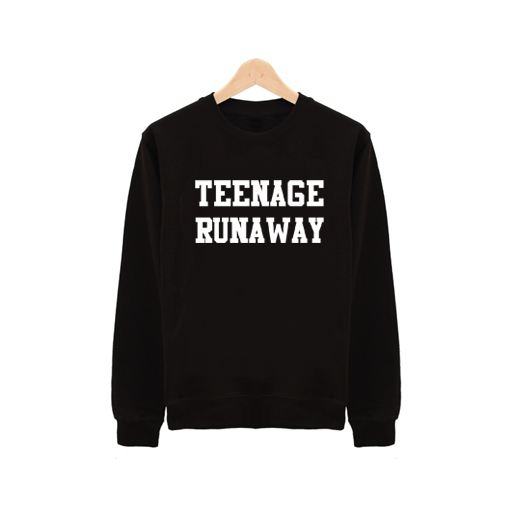Teenage Runaway Sweater £16   Free UK Delivery   10% OFF