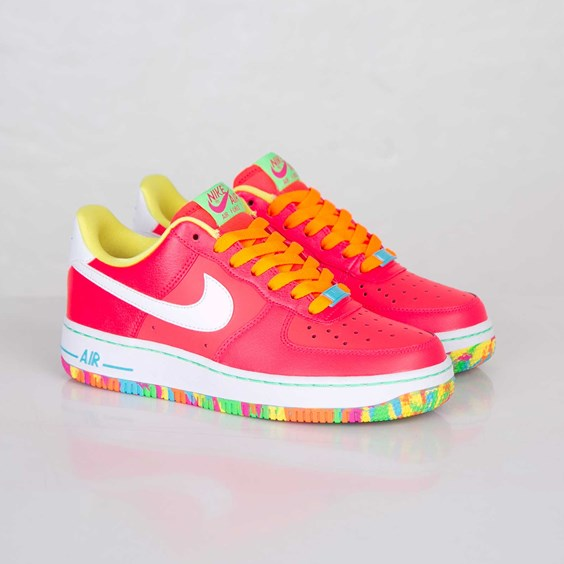 Nike - Air Force 1 (GS) - 596728-605 - Sneakersnstuff, sneakers & streetwear online since 1999
