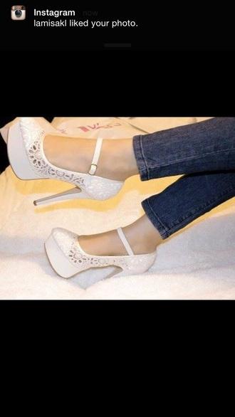 shoes white kim kardashian love fashion style