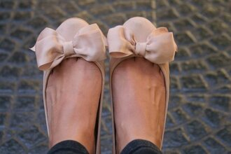 shoes ballet flats ballerina shoes summer nude ballerina