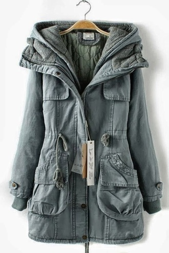 coat drawstring trenchcoat jacket green winter outfits winterjacket fall jacket fall outfits warm hot soft fall sweater anorak winter jacket hooded jacket lined greycoat neutral winter coat khaki hooded fall jacket grey fall coat hoodie hooded parka anorack cold beautiful girl blue
