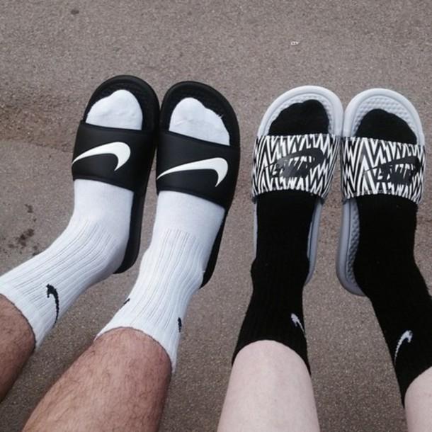 shoes sandals slide shoes nike shoes nike