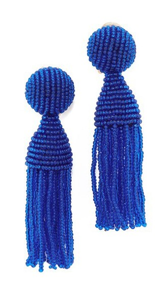 short tassel classic earrings jewels