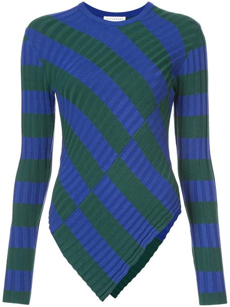 Altuzarra jumper women blue sweater