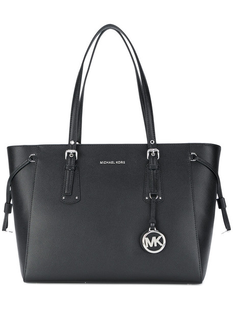 MICHAEL Michael Kors women bag tote bag leather black