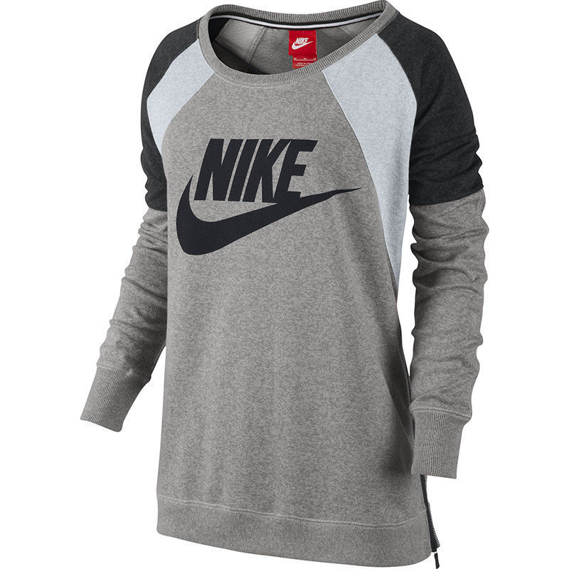 Popular NIKEWomenDistrict72AthleticTightCuffedPantsBlackHeatherGrey